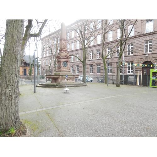 Bild 1: Leopoldplatz
