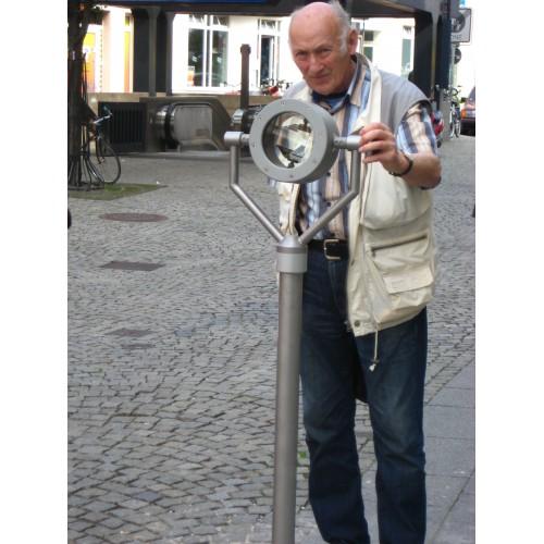 Bild 4: Lern-Spiel-Parcour in der Altstadt