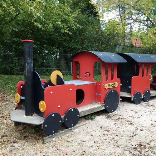 Bild 1: Lokomotive
