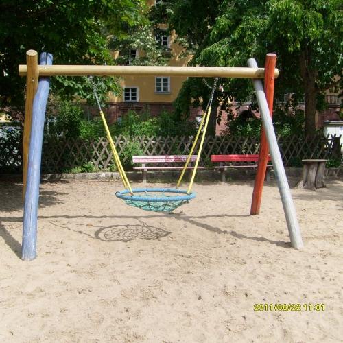 Bild 1: Ludwig-Barnay-Platz