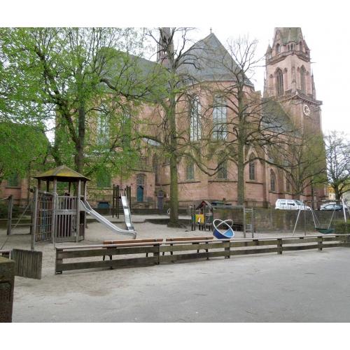 Bild 1: Ludwig-Wilhelm-Straße