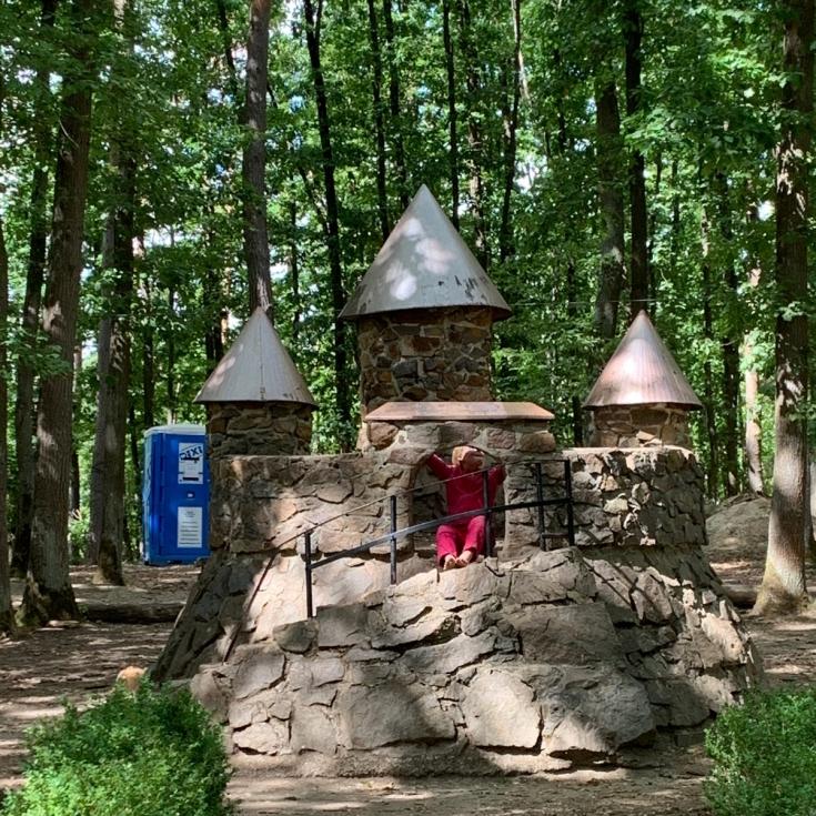 Bild 1: Märchenwald Burgschwalbach