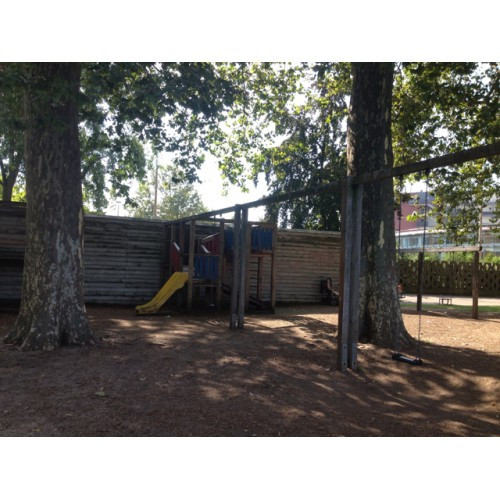 Bild 1: Maillespielplatz