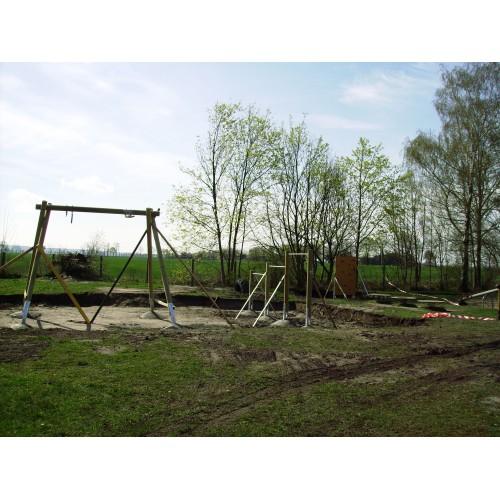Bild 4: Spielplatz Manschnow