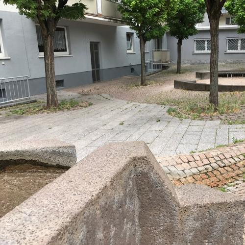 Bild 2: Mauritzenplatz