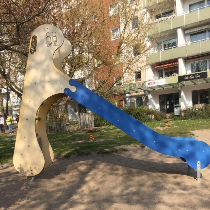 Bild 1: Maxim-Gorki-Straße