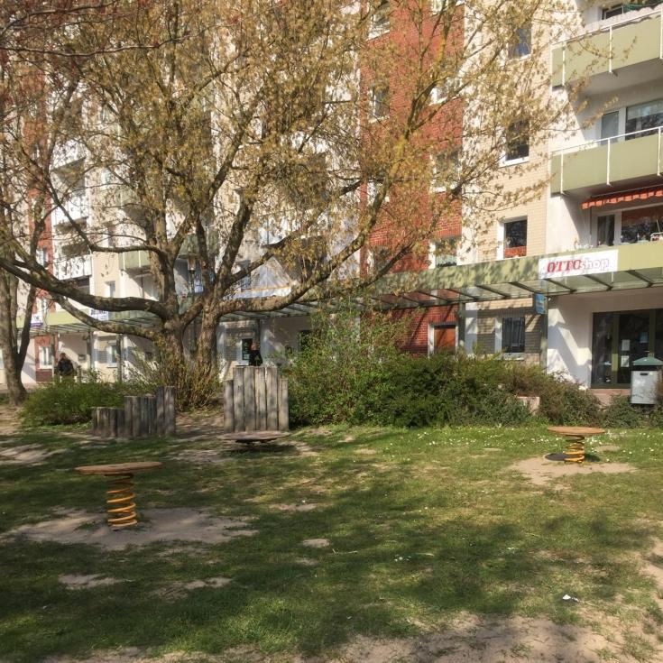 Bild 2: Maxim-Gorki-Straße
