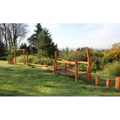 Bild 2: Mehrgenerationen-Spielplatz Dellbusch