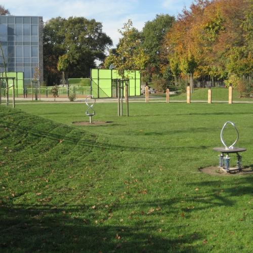 Bild 2: Mehrgenerationenpark Baßfeldshof