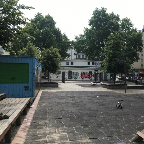 Bild 4: Merianplatz