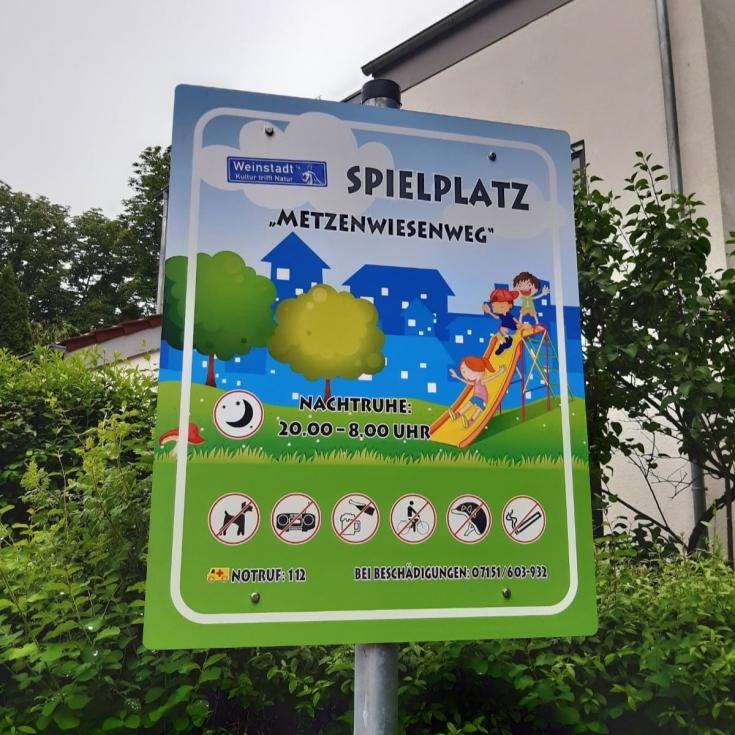 Bild 5: Metzenwiesenweg