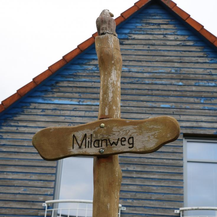 Bild 6: Milanweg
