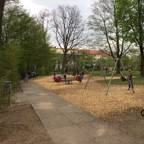 Bild 1: Ziegenstraße