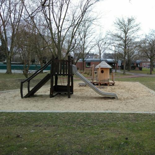Bild 1: Mohnweg / Fliederweg