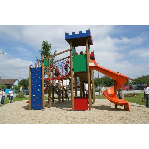 Bild 2: Multifunktionsspielplatz