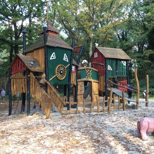 Bild 1: Natur- und Tierpark Brüggen