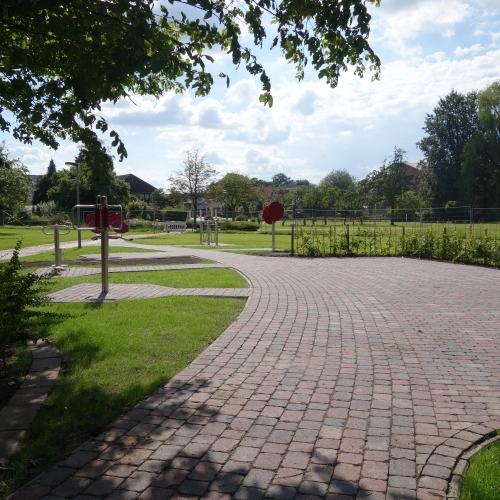 Bild 10: NaturSpielRaum Bürgerpark Lengerich