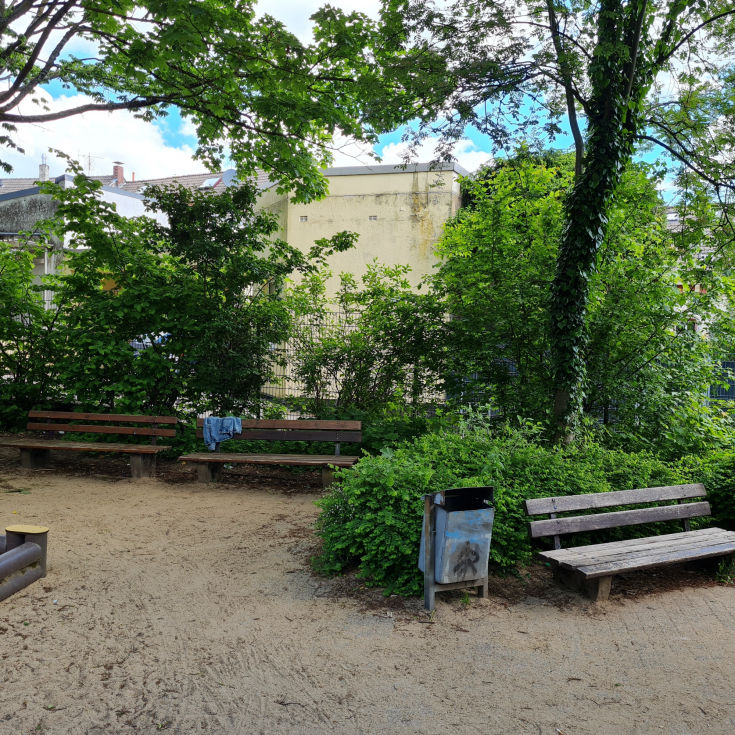Bild 8: Neanderstraße