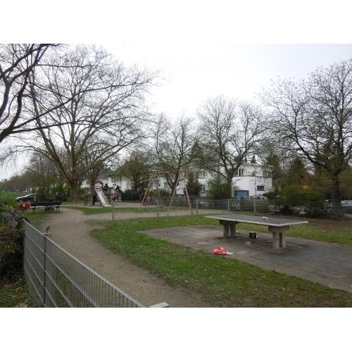 Bild 1: Nördliche Hildapromenade