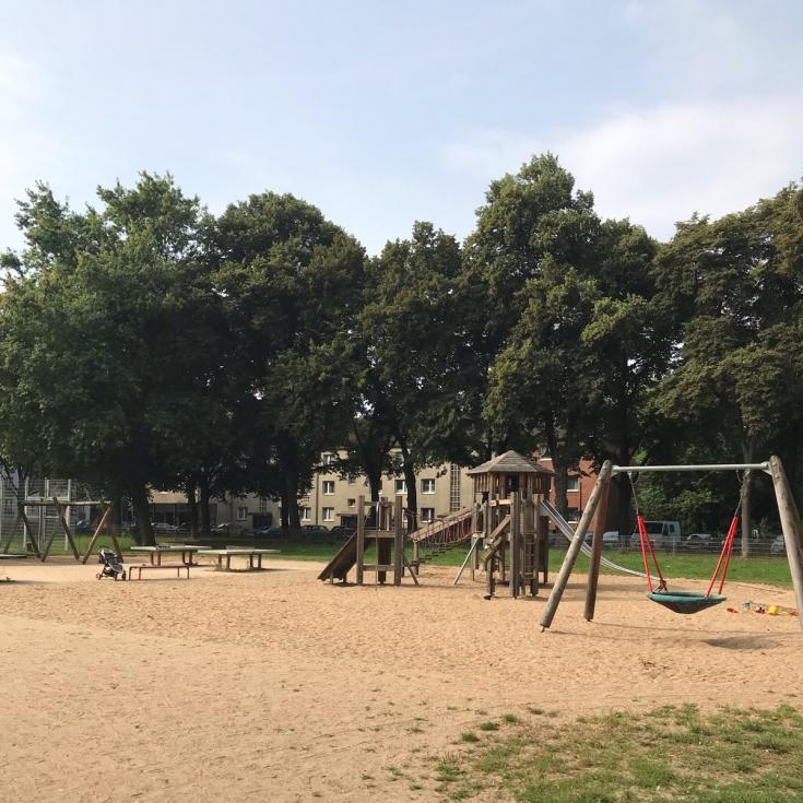 Bild 2: Nonni-Spielplatz