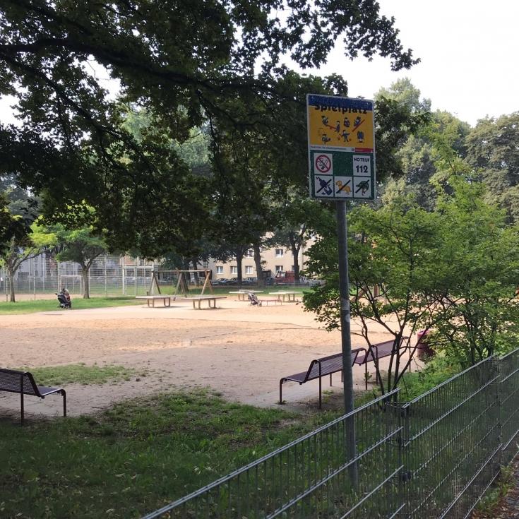 Bild 9: Nonni-Spielplatz