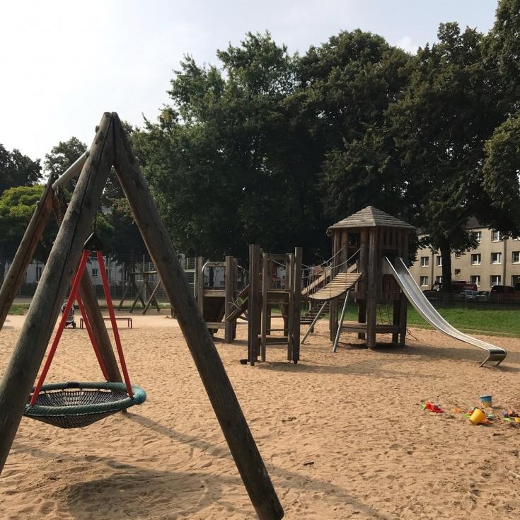 Bild 1: Nonni-Spielplatz