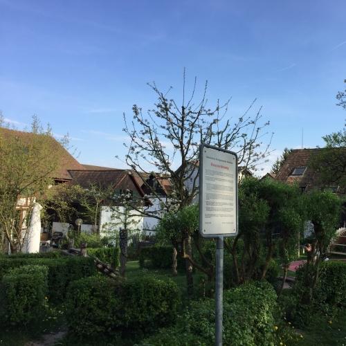 Bild 2: Oberdorfstrasse
