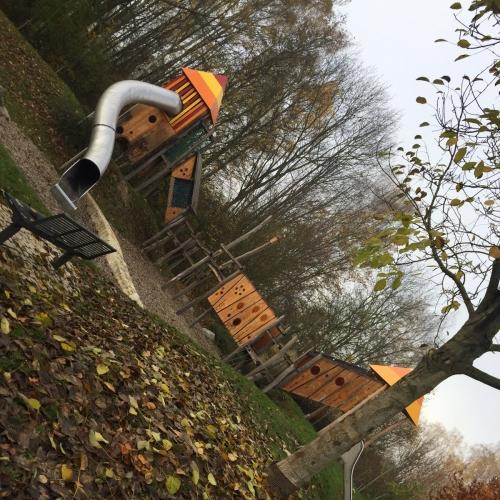 Bild 2: Spielplatz Vermontstraße