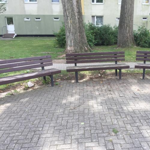 Bild 1: Ostrowskistraße