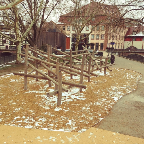 Bild 1: Parc Louis Weiss