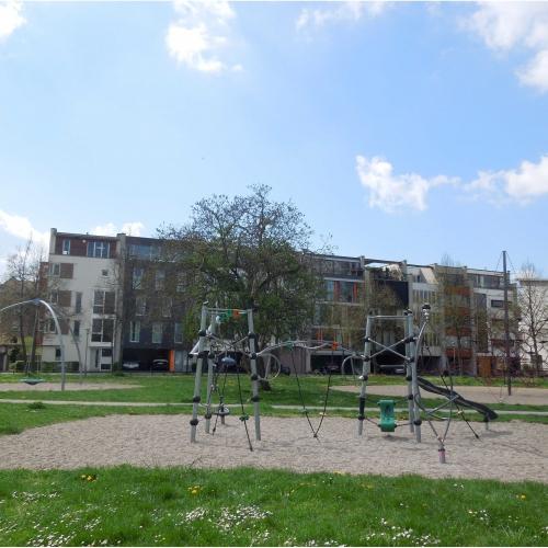 Bild 1: Paul-Ehrlich-Straße