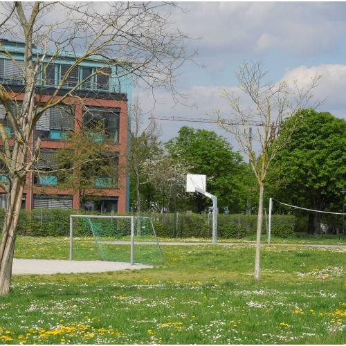 Bild 2: Paul-Ehrlich-Straße