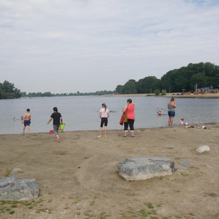 Bild 3: Piratenspielplatz am Salzgitter See