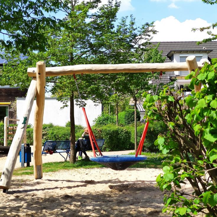 Bild 2: Piratenspielplatz