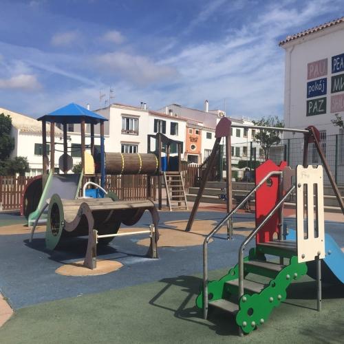 Bild 1: Plaza del General Galbis