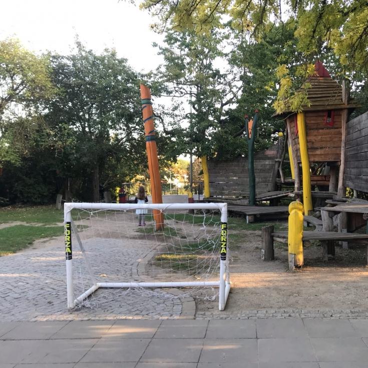 Bild 3: Polizeispielplatz