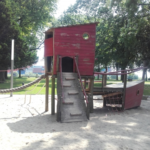 Bild 1: Rheinpark