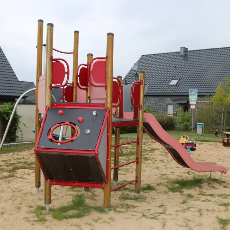 Bild 1: Rosengartenweg