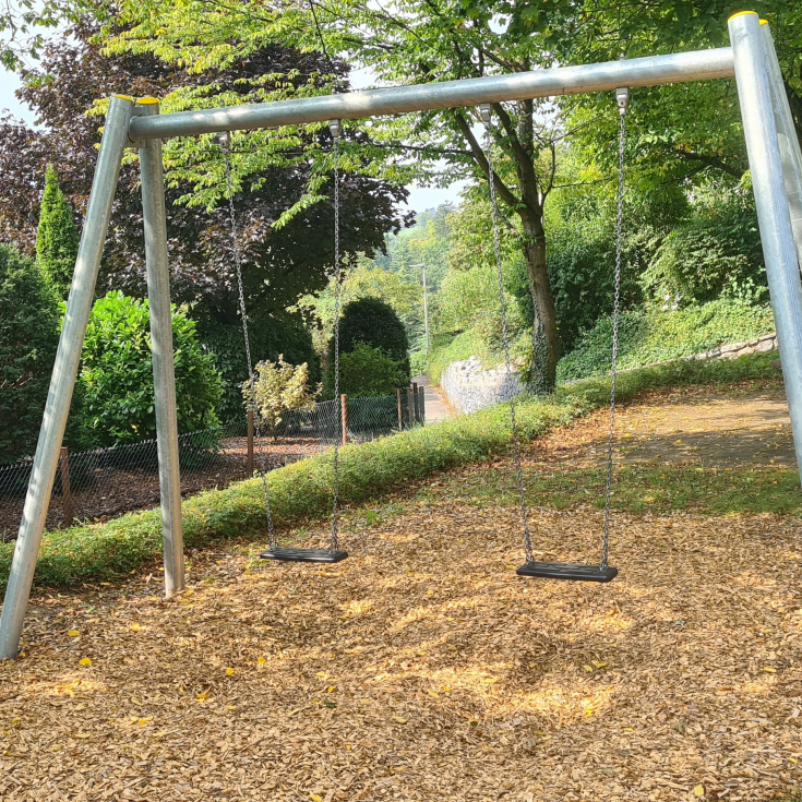 Bild 2: Rosenstraße Spielplatz