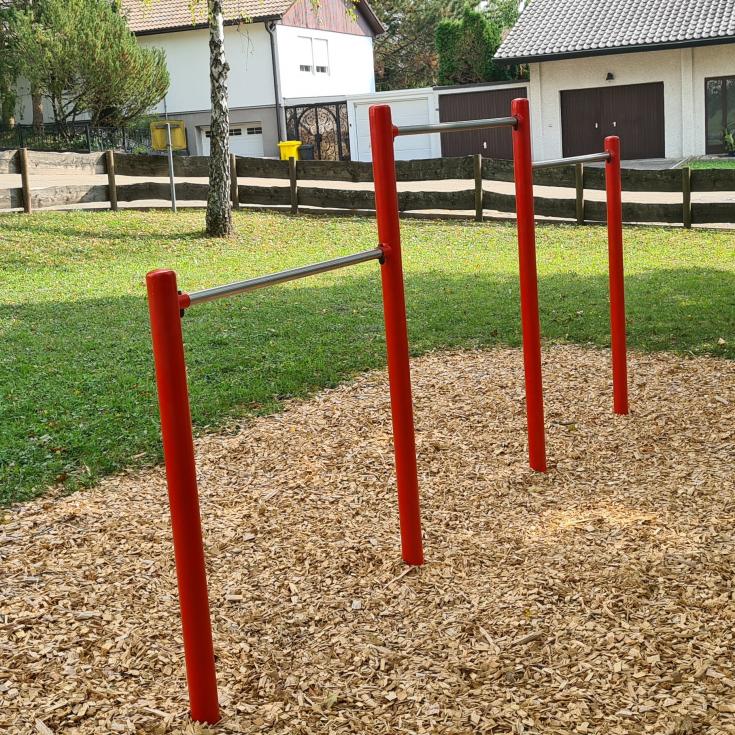 Bild 3: Rosenstraße Spielplatz