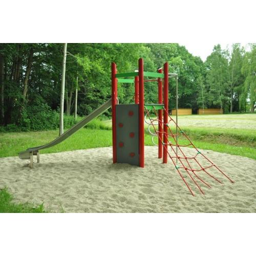 Bild 2: Schlegel Spielplatz am Feuerwehrdepot