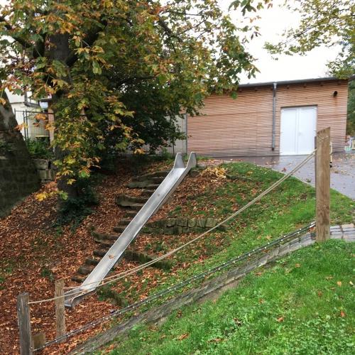 Bild 3: Schlossgraben