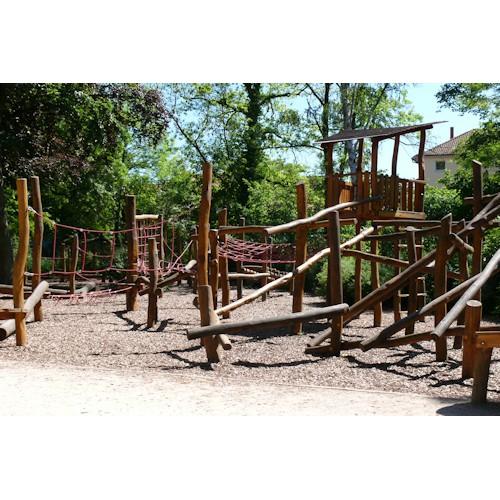 Bild 1: Schlosspark Celle