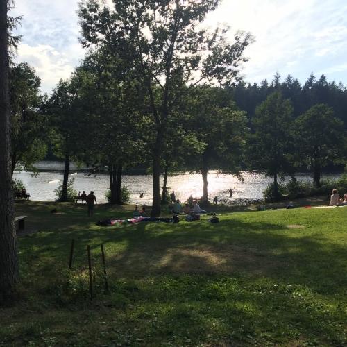Bild 2: Schlüchtsee