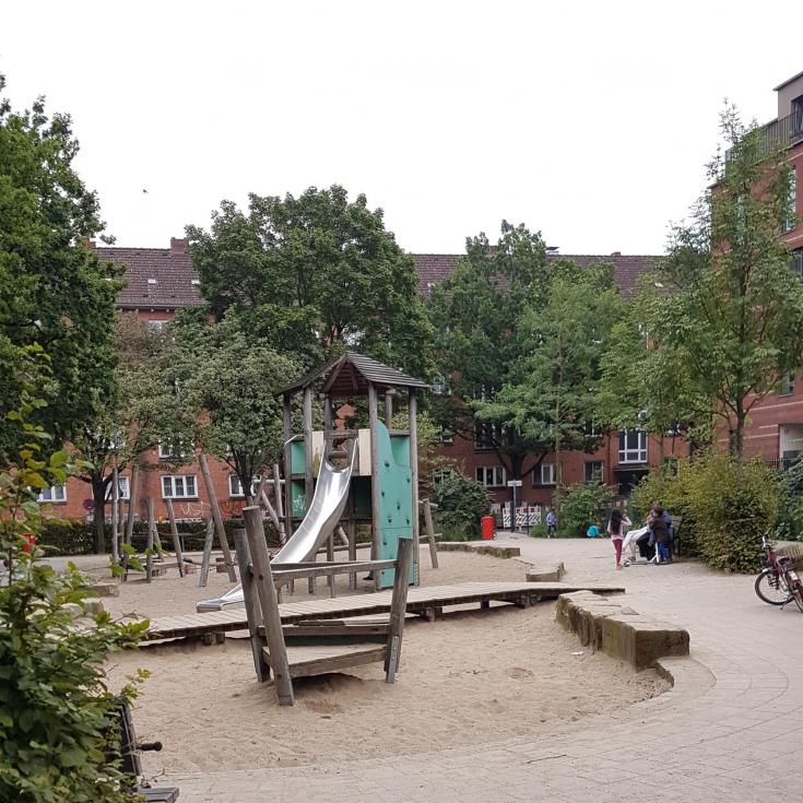 Bild 1: Schomburgstraße