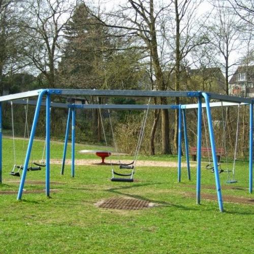 Bild 1: Schwanenseepark