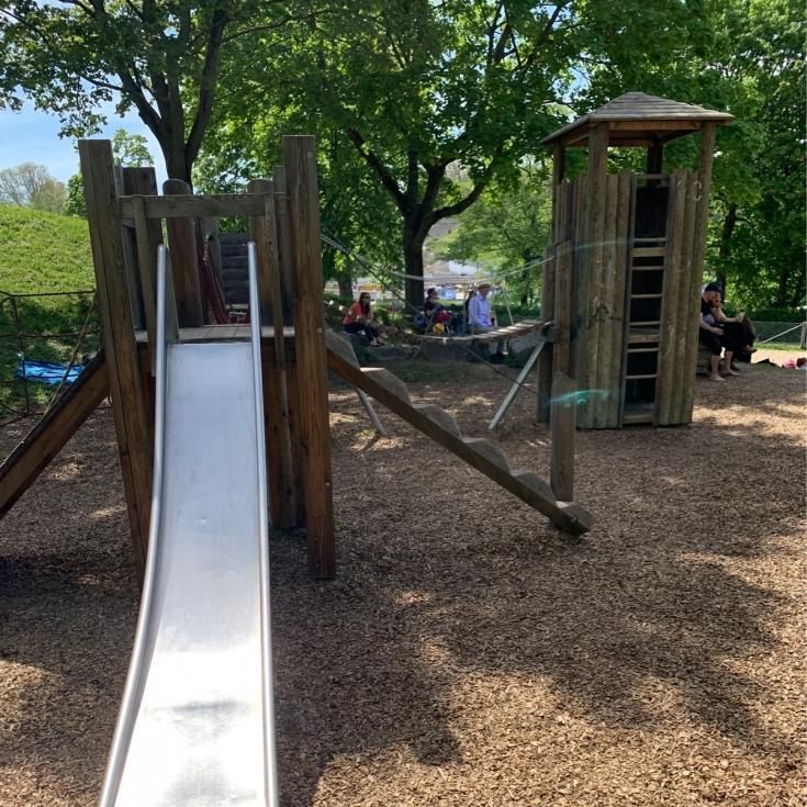 Bild 2: Spielplatz Seilerwasen