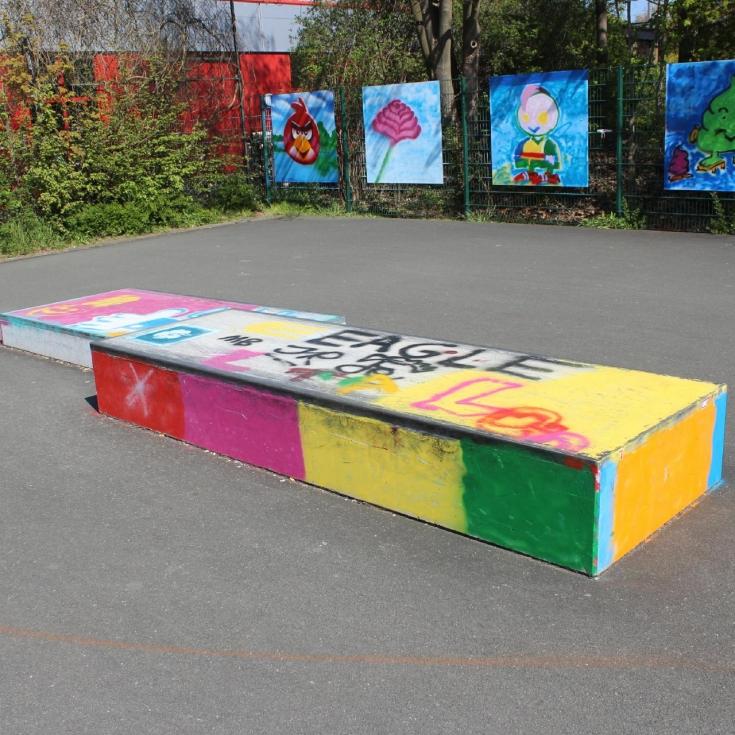 Bild 12: Skate- und BMX-Park Werrestraße