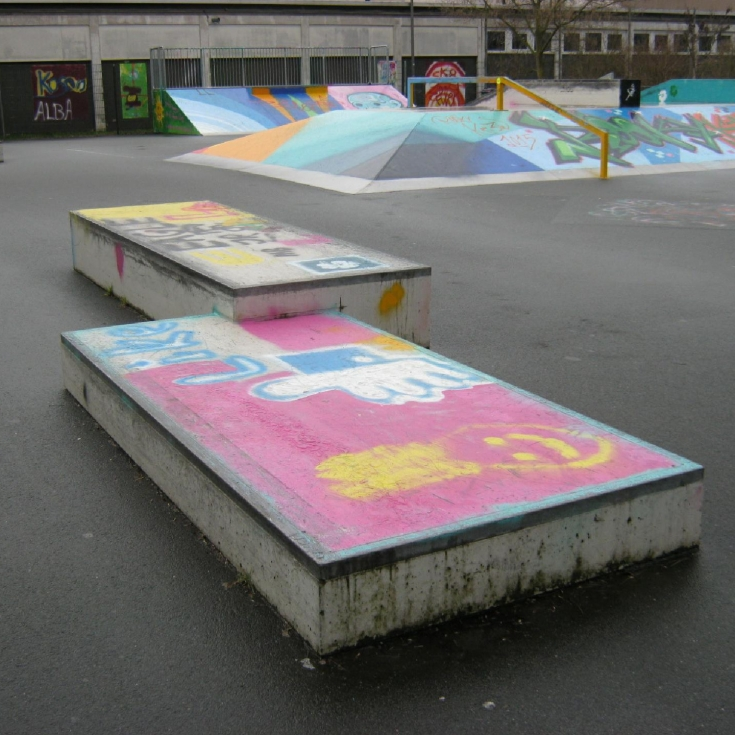 Bild 13: Skate- und BMX-Park Werrestraße
