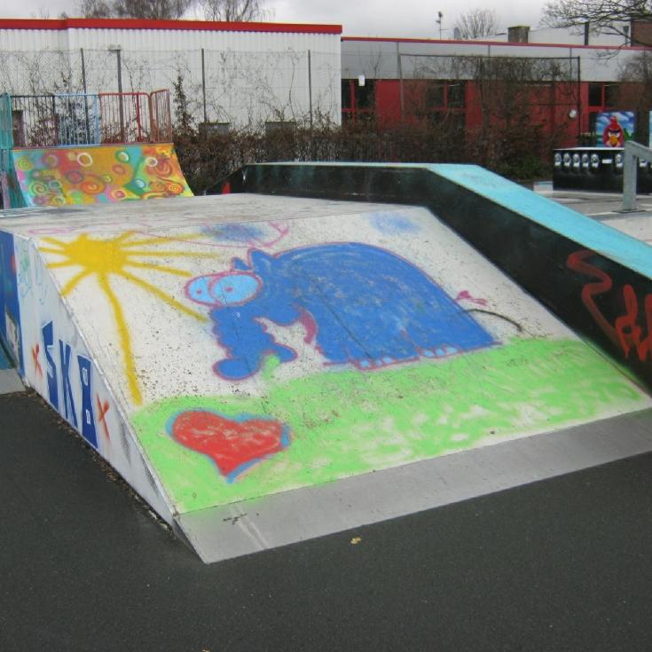 Bild 6: Skate- und BMX-Park Werrestraße